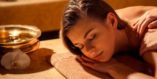 Masaże kosmetologia