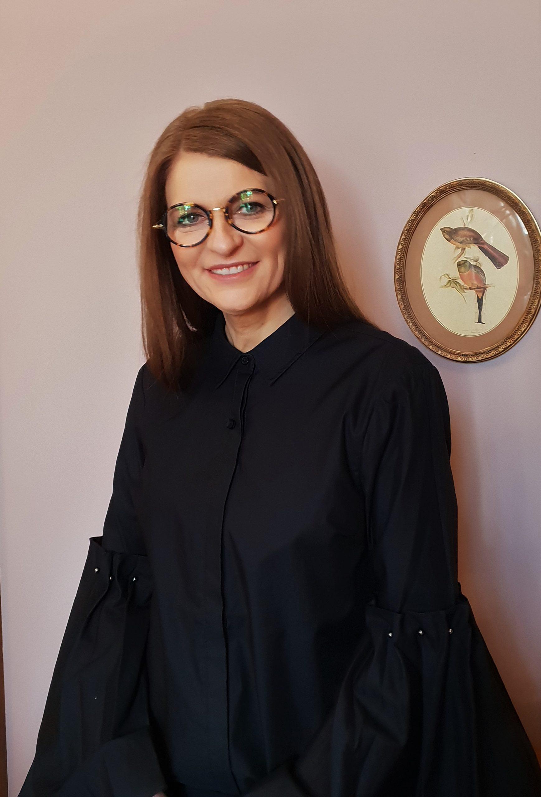 dr Irena Kamińska-Radomska